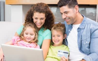 Cartão de Crédito – Faça as compras em casa com toda a segurança.